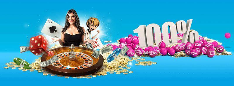 Chơi casino online an toàn tại Happyluke