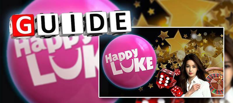 Link truy cập casino trực tuyến của Happyluke an toàn
