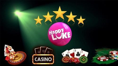 Link vào casino trực tuyến Happyluke không bị chặn