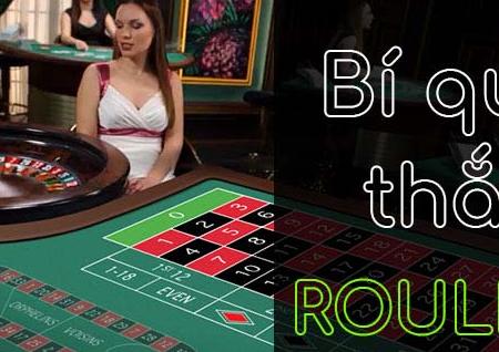 Bí quyết chơi Roulette từ các cao thủ tại nhà cái Happyluke