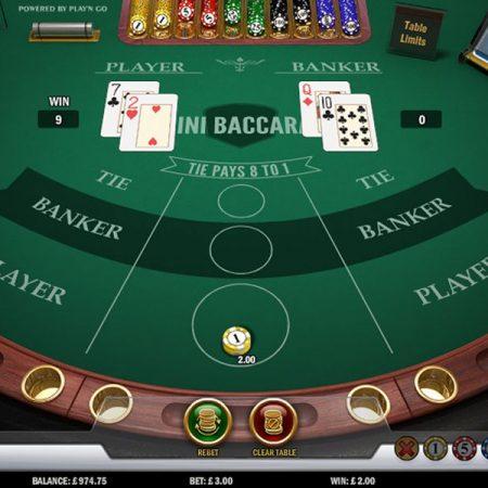 Baccarat trăm trận trăm thắng cùng Happyluke