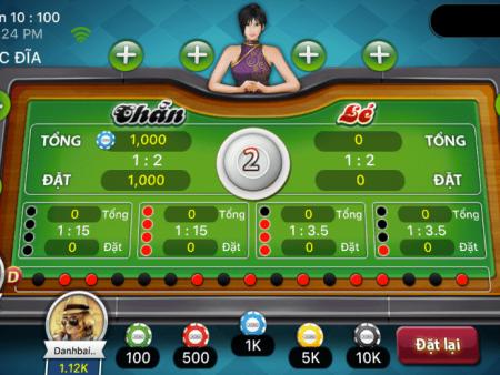 Kinh nghiệm chơi xóc đĩa bất bại tại Happyluke