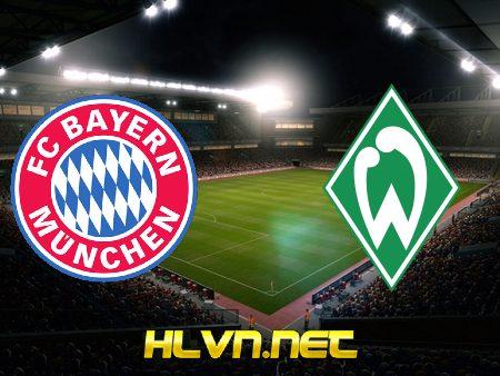 Soi kèo nhà cái, Tỷ lệ cược Bayern Munich vs Werder Bremen – 21h30 – 21/11/2020
