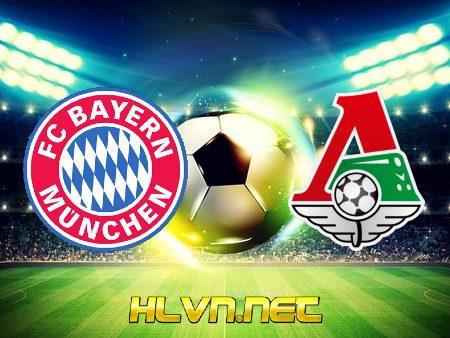 Soi kèo nhà cái, Tỷ lệ cược Bayern Munich vs Lokomotiv Moscow – 03h00 – 10/12/2020