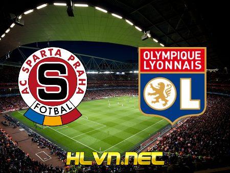 Soi kèo nhà cái, Tỷ lệ cược Sparta Prague vs Olympique Lyon – 02h00 – 22/10/2021