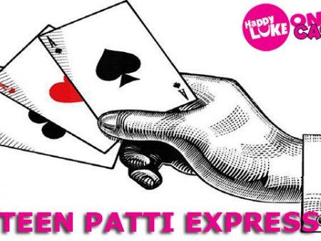 Giới Thiệu Trò Chơi Teen Patti Express Tại Nhà Cái Happyluke